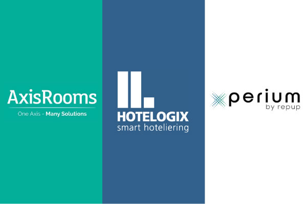 Exclusive partnerships  with leading hospitality system providers